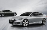 All New Honda Accord Turbo