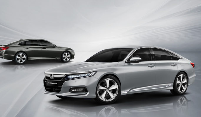All New Honda Accord Turbo